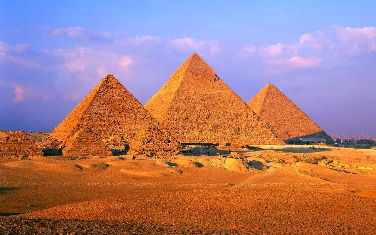 Piramides asombrosas