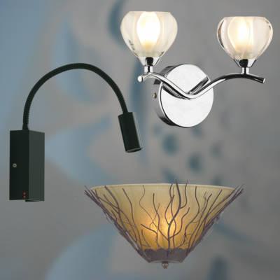 algunas lmparas se cubren con estructuras de aluminio a modo de pantalla en otras el soporte de luz puede quedar totalmente expuesto
