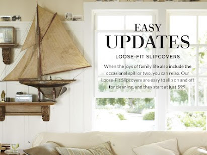 Pottery Barn Summer Catalog