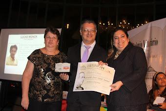 Prêmio Literário Cláudio de Souza - Literarte 2012