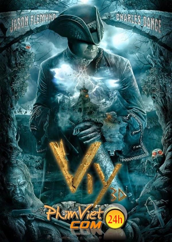 xem phim Nơi Bị Nguyền Rủa - Viy 2014 full hd vietsub online poster