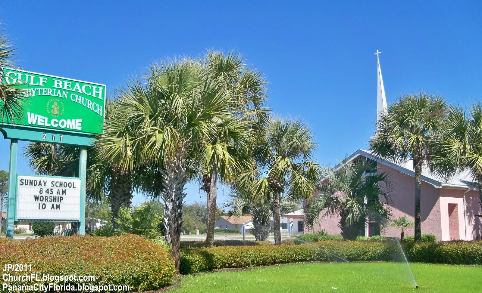 Baptist Churches In Panama City Beach Florida