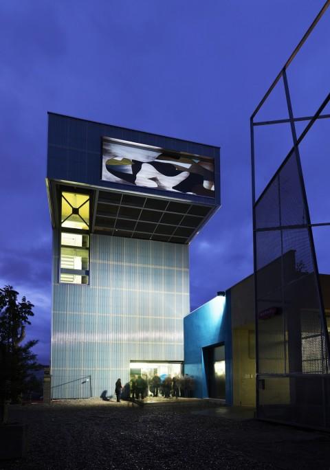 Location e spazi di arte contemporanea a Milano: Lambretto Art Project