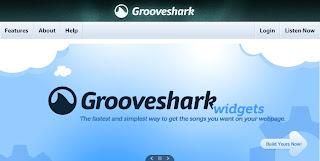 Nouveau thème pour Grooveshark