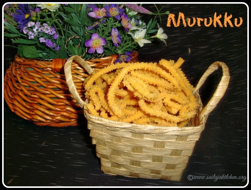 Murukku / Easy Murukku Recipe / Pottukadalai Murukku / Roasted Gram Dal Murukku Recipe / Crispy Murukku Recipe / Diwali snack recipe