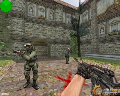 Game PC Counter Strike Condition Zero Full Version
