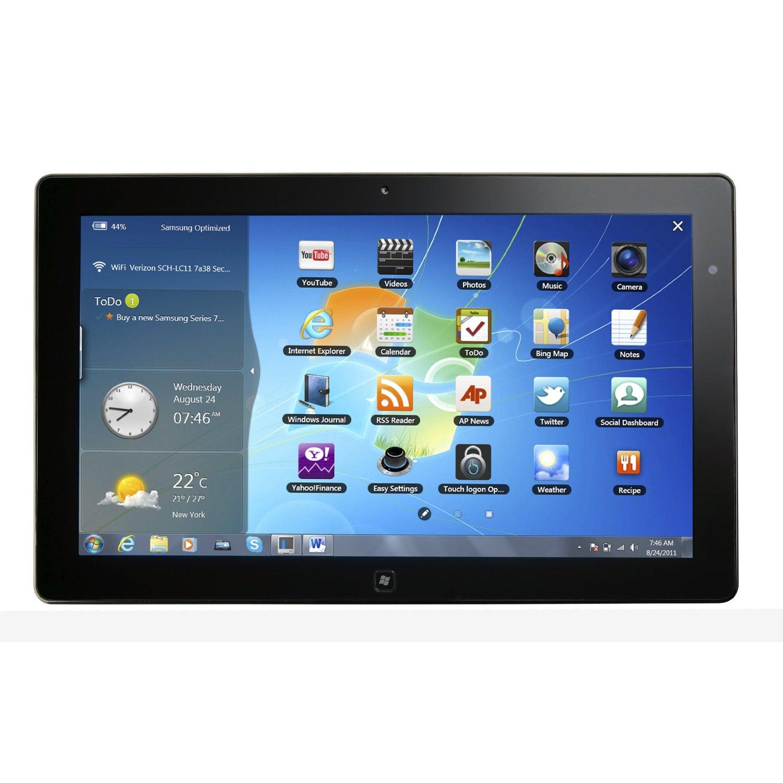 Samsung Slate Tablet Review