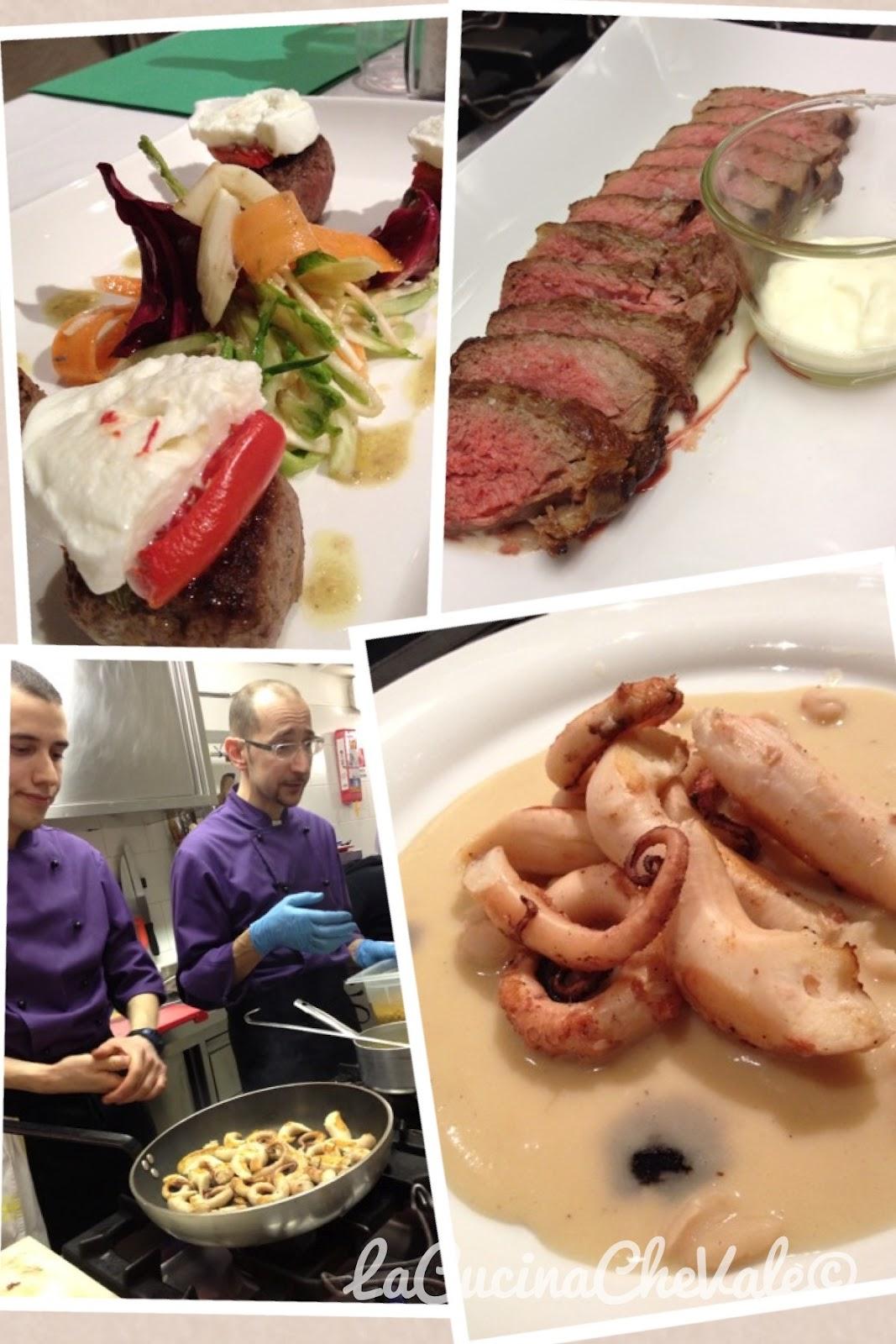 Il corso di cucina all 39 officina - Officina di cucina genova ...