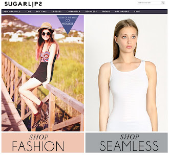 SUGARLIPS PAGE