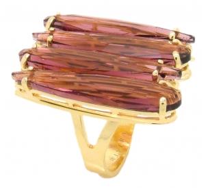 aneis de pedras naturais semi joia