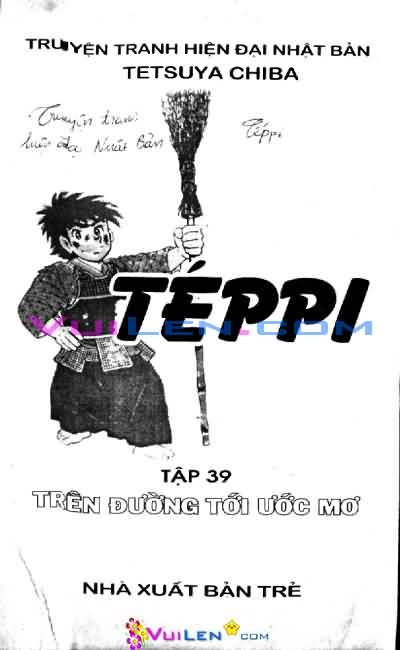Siêu quậy Teppi chap 39 - Trang 1