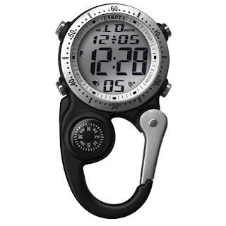 Carabiner watches