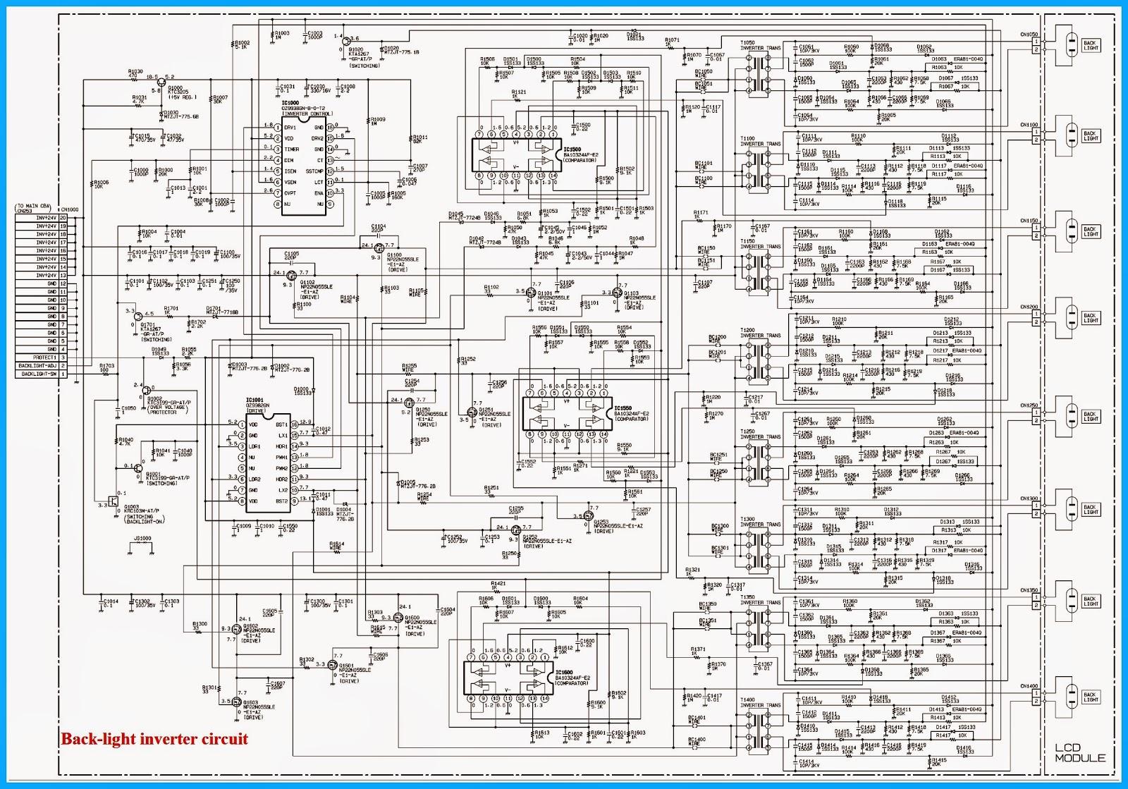 Sylvania Lct6637 - Service Mode