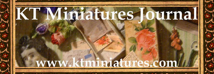 KT Miniatures Journal