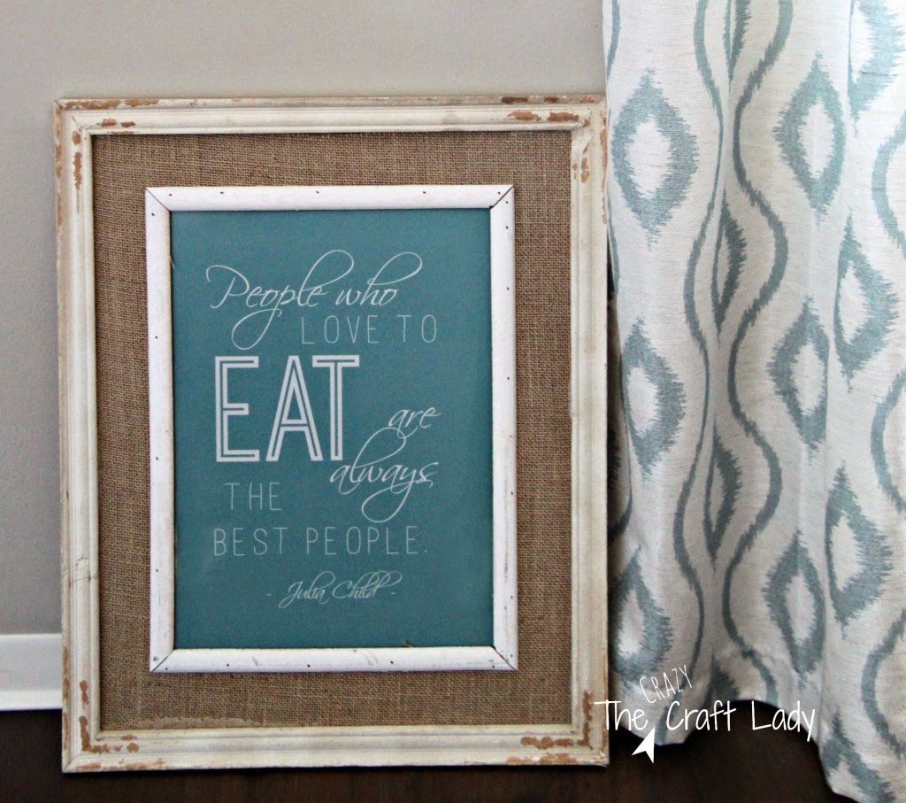 Julia Child Quote Printable
