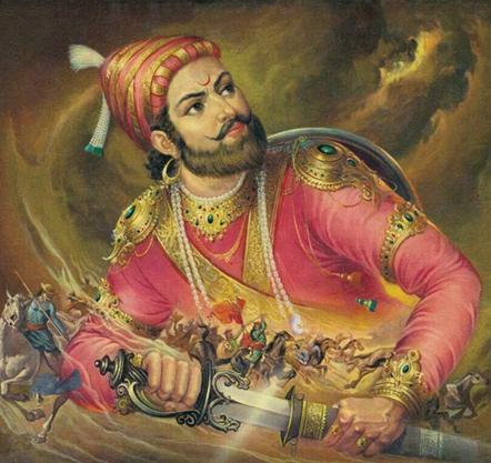 छत्रपति शिवाजी जयंती की शुभकामनाएं