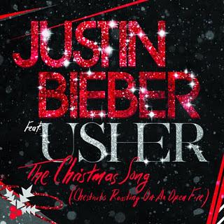 Justin Bieber Songs Lyrics on Justin Bieber   The Christmas Song Lyrics  Ft  Usher