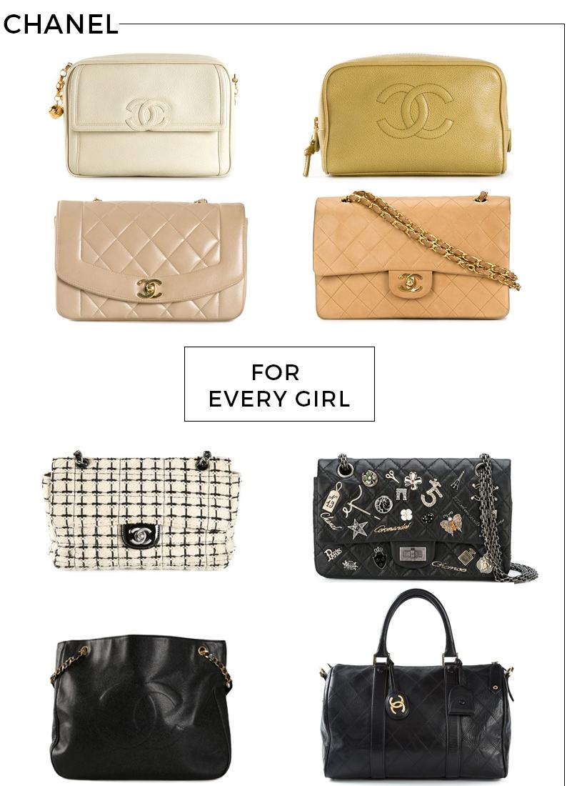 Style Fragment, Chanel, Far Fetch, Vintage