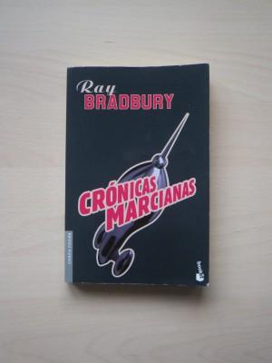 """""""Crónicas marcianas"""", de Ray Bradbury"""