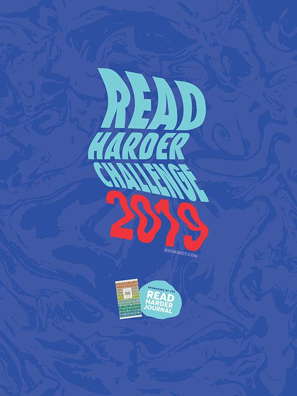 BookRiot 2019 Read Harder Challenge
