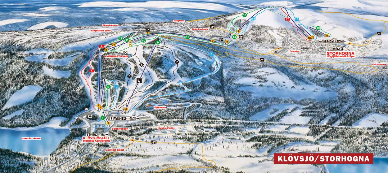 Vemdalen, Sweden - The Top Ski Resorts for Families In The World