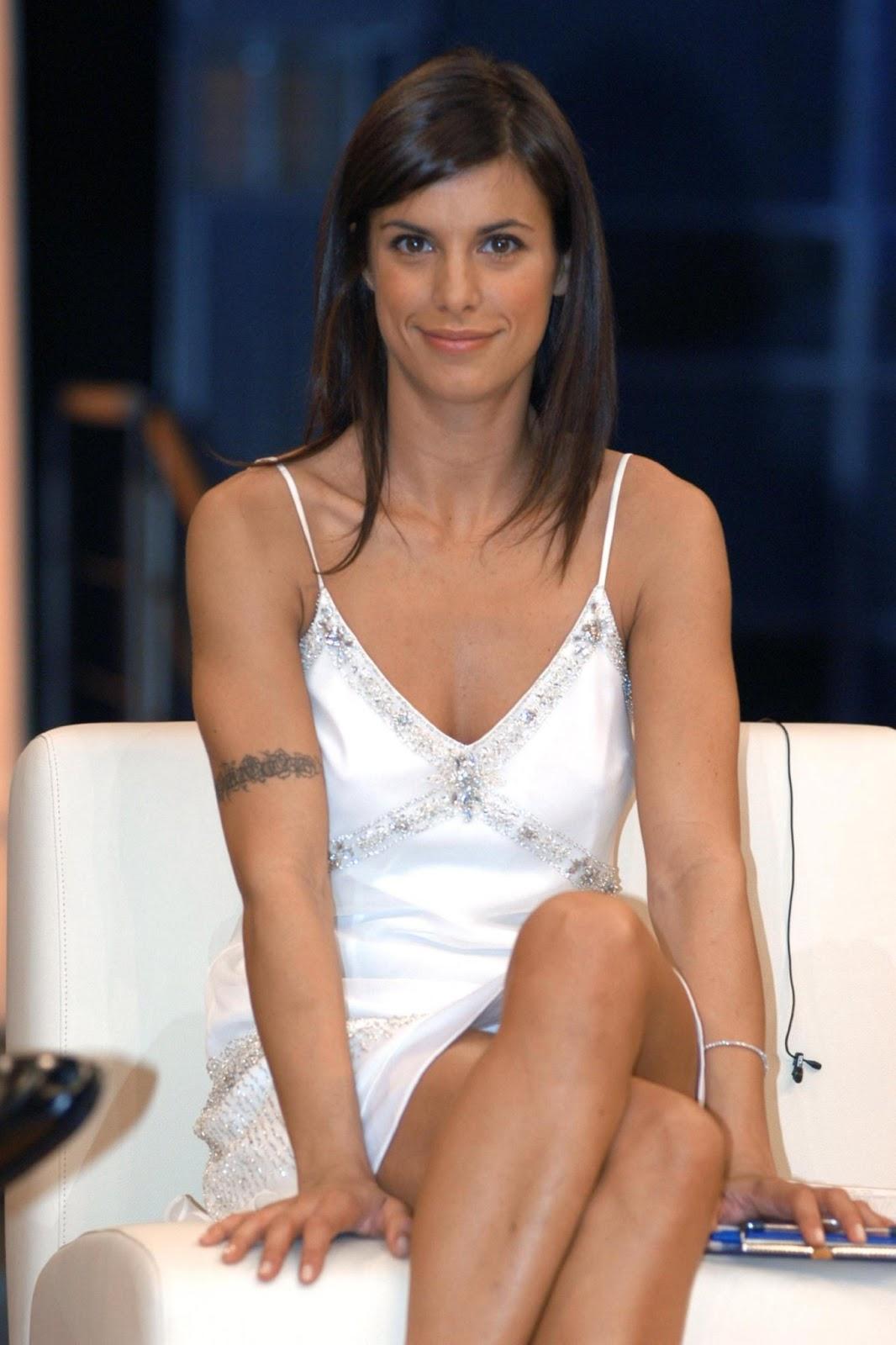Elisabetta canalis nude photos 49