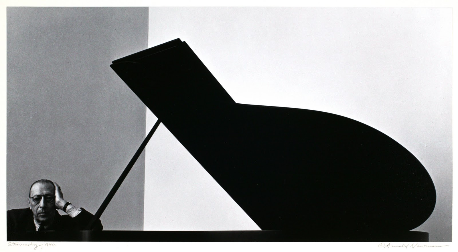 Arnold Newman Photography Style Images & Pictures - Becuo