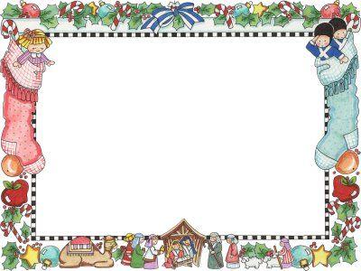 Miles De Adornos De Navidad Marcos De Navidad Para Imprimir