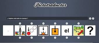 Pictotraductor (Convierte tus frases en imágenes)