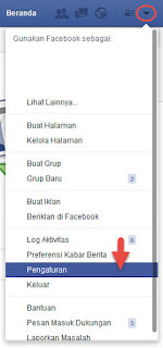 cara menghapus facebook secara permanen