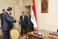 بشري لكل مصري تحت ظل حكم الاخوان المسلمون في عصر الرئيس محمد مرسي.. البلد بتتحرق