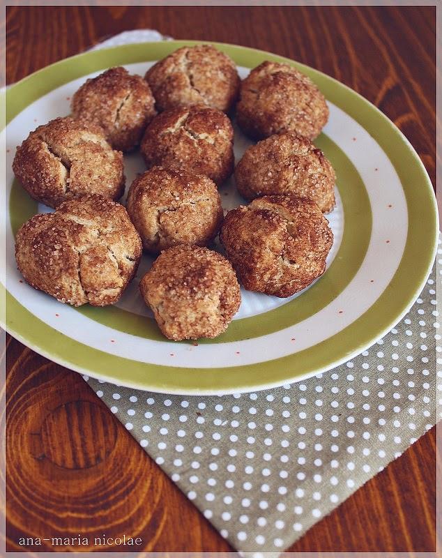 Cookies cu scortisoara