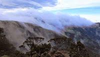 Deretan Gunung Berbahaya Bagi Pendaki di Indonesia