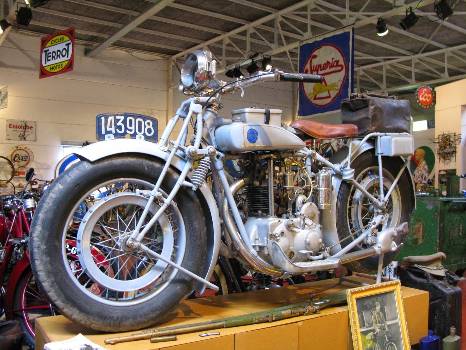 1920s FN motorcycle
