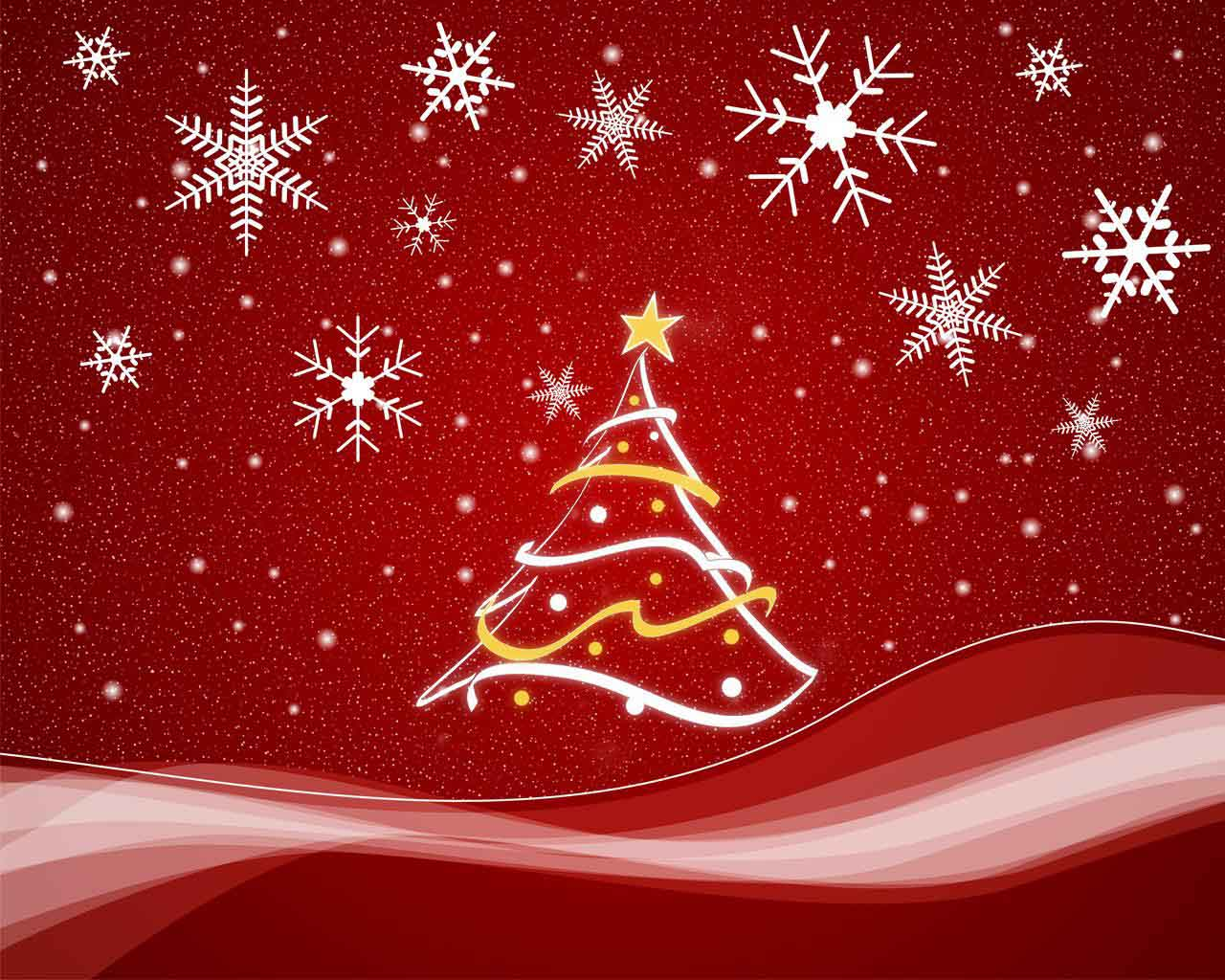 christmass card wallpapers