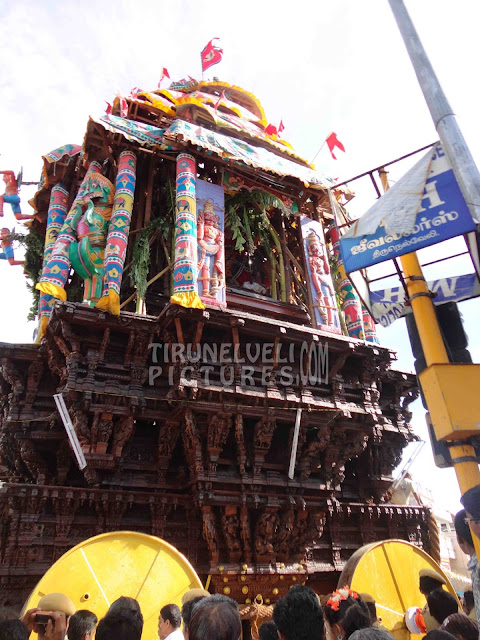 Tirunelveli Car Festival @ South Car Street - www.tirunelvelipictures.com