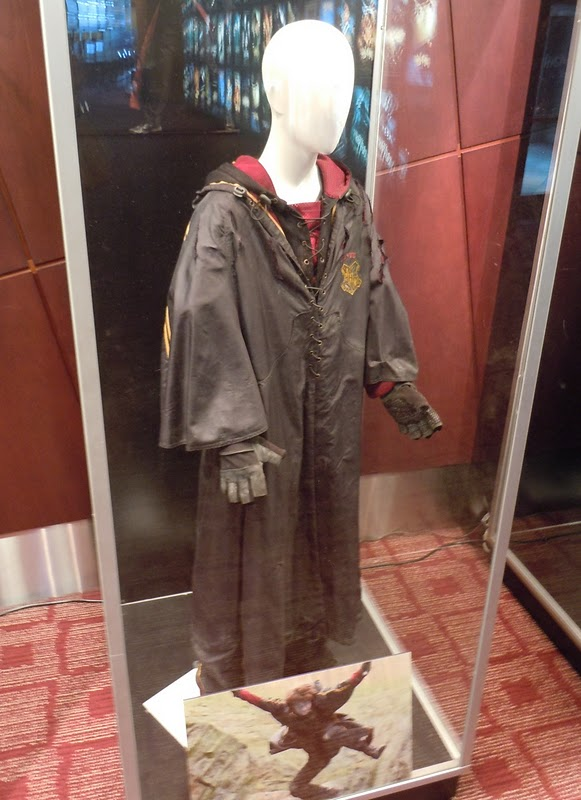 Harry Potter Quidditch robes