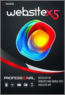 Incomedia WebSite X5 Professional 10.1.10.54