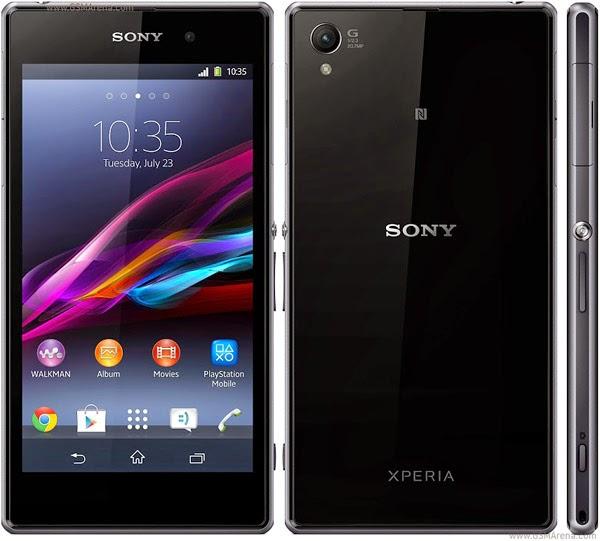 Sony Xperia Z1 nouveau smartphone