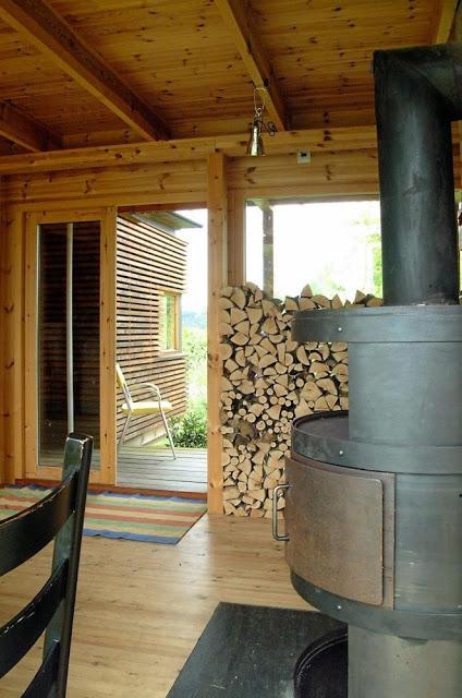 Estilo rustico cabina rustica de madera for Rustico un telaio cabina