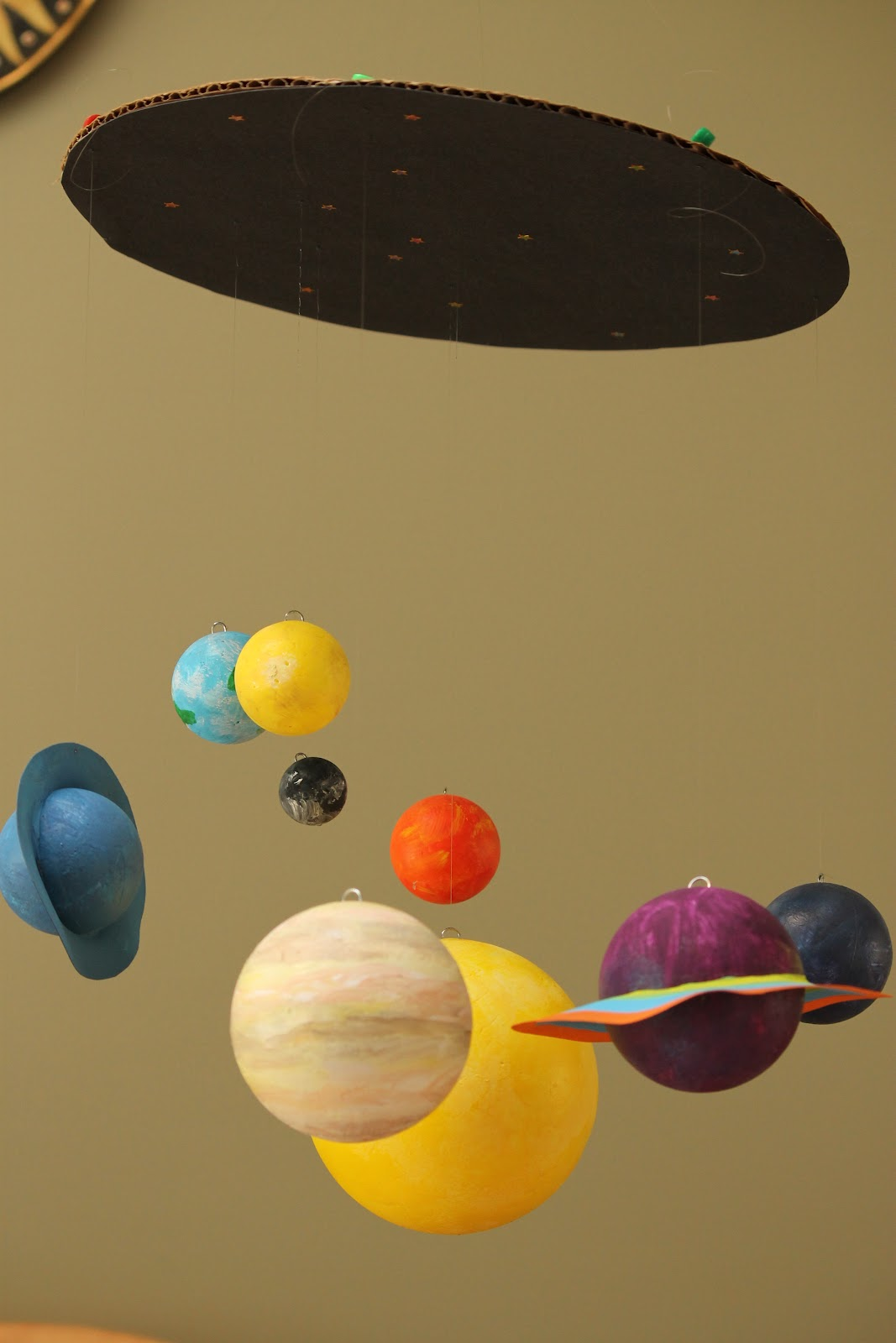 Montessori Beginnings: Solar System Part 3
