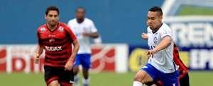 Oeste 1 x 1 Bahia: Veja os gols
