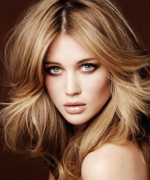 Amazoncom: brown and blonde hair extensions