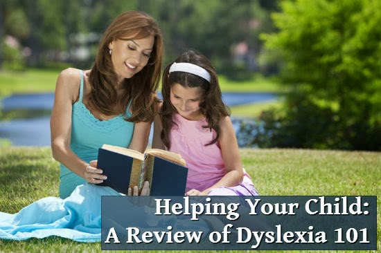 A review of Marianne Sunderland's book, Dyslexia 101.