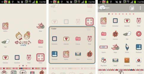 Tema Lucu Untuk Android