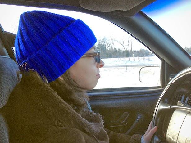 Driving through Ohio