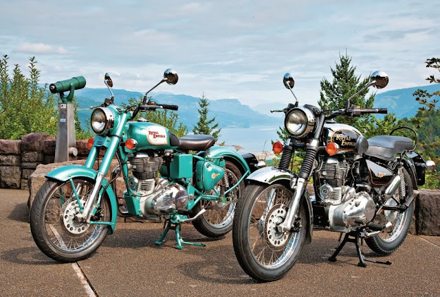 Royal Enfield Bullet G5 Deluxe Bike Picture