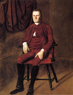Gazing at the Flag: Roger Sherman ~ Founder and Patriot