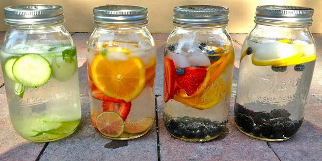 Manfaat Minuman Detox Untuk Tubuh