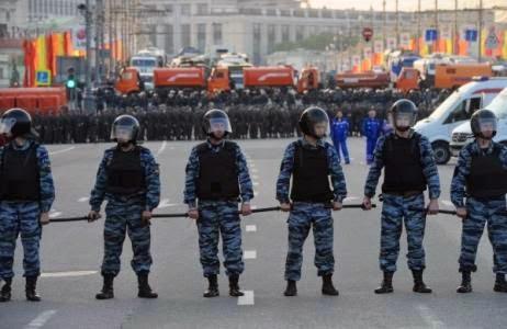 Новая «репетиция майдана» в Москве: начальная стадия попытки госпереворота